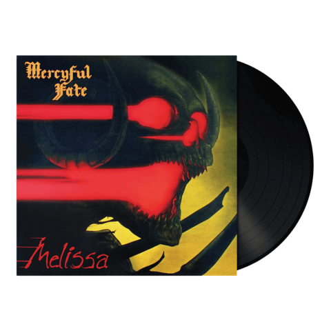 √Melissa (180g Black Vinyl) von Mercyful Fate - LP jetzt im Mercyful Fate Shop