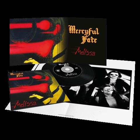 √Melissa (Ltd. Vinyl Replica Digi CD) von Mercyful Fate - CD jetzt im Mercyful Fate Shop