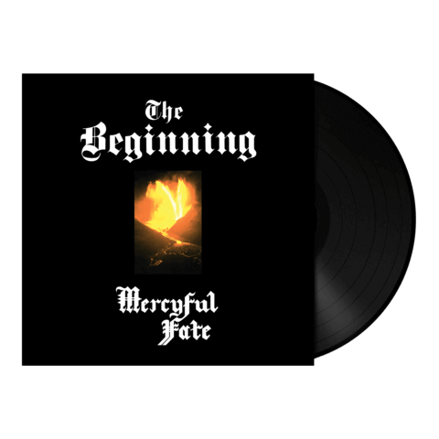 The Beginning (180g Black Vinyl) von Mercyful Fate - LP jetzt im Mercyful Fate Shop