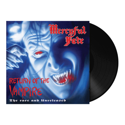 Return Of The Vampire (180g Black Vinyl) von Mercyful Fate - LP jetzt im Mercyful Fate Shop