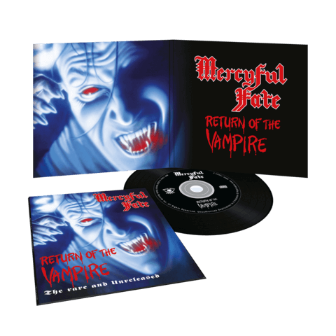 Return Of The Vampire (Vinyl Replica Digi CD) von Mercyful Fate - CD jetzt im Mercyful Fate Shop