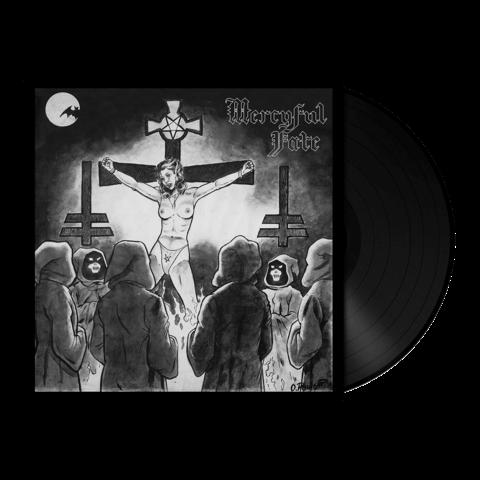 √Mercyful Fate EP (180g Black Vinyl) von Mercyful Fate - LP jetzt im Mercyful Fate Shop
