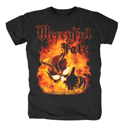 √Dont Break The Oath von Mercyful Fate - T-Shirt jetzt im Mercyful Fate Shop