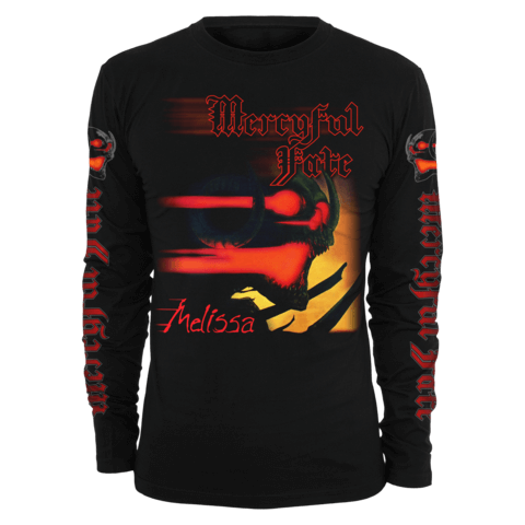 √Melissa von Mercyful Fate - Long-sleeve jetzt im Mercyful Fate Shop