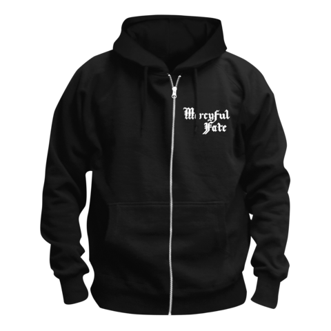 √Dont Break The Oath von Mercyful Fate - Hooded jacket jetzt im Mercyful Fate Shop