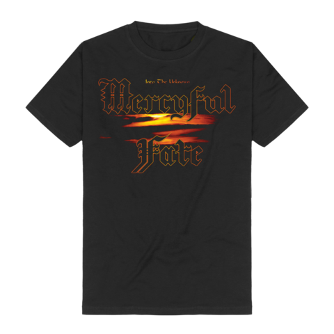 Into The Unknown von Mercyful Fate - T-Shirt jetzt im Mercyful Fate Shop