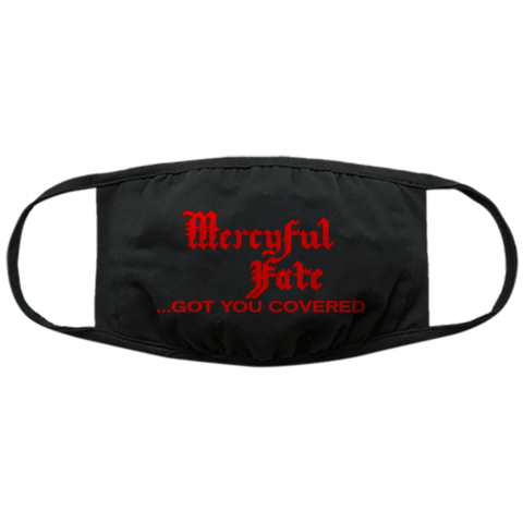 Mercyful Fate ...got you covered von Mercyful Fate - Maske jetzt im Mercyful Fate Shop