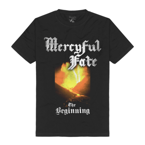 √The Beginning von Mercyful Fate - T-Shirt jetzt im Mercyful Fate Shop