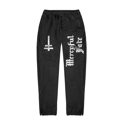 √White Logo von Mercyful Fate - Sweatpants jetzt im Mercyful Fate Shop